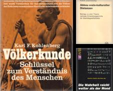 Anthropologie Sammlung erstellt von Buch von den Driesch