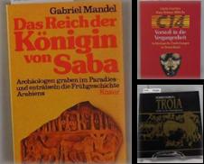 Archäologie Sammlung erstellt von Die Büchertruhe