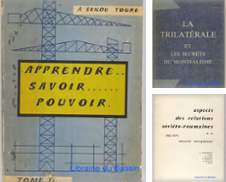 Actualités Politiques Curated by Librairie du Bassin