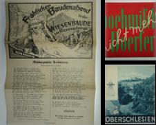 Schlesien Sammlung erstellt von Lichterfelder Antiquariat