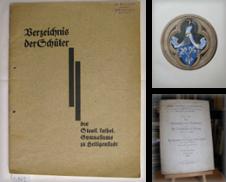 Genealogie Sammlung erstellt von Antiquariat am Waidspeicher