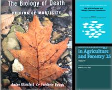 Biologie Sammlung erstellt von Wissenschaftl. Antiquariat Th. Haker e.K