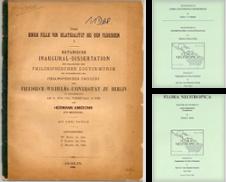 Biologie, Botanik Sammlung erstellt von Wissenschaftliches Antiquariat Köln