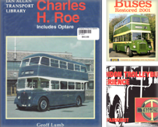 NEW-Buses Curated by Train World Pty Ltd