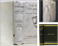 Archaeology Curated by Aquila Books(Cameron Treleaven) ABAC
