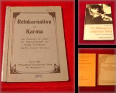 Anthroposophie Sammlung erstellt von Antiquariat Olaf Drescher