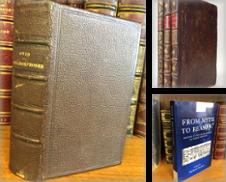Ancient History Sammlung erstellt von Second Story Books, ABAA