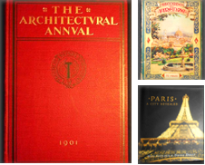 Architecture Curated by Classic Books and Ephemera, IOBA