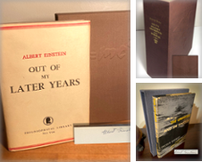 Albert Einstein, Science & Medicine Curated by TBCL The Book Collector's Library
