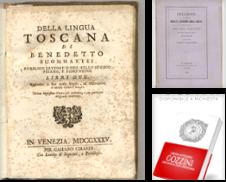Accademia della Crusca Di Libreria Oreste Gozzini snc