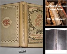 Bücher Biographie Sammlung erstellt von Versandhandel für Sammler