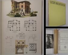 Architektur Sammlung erstellt von Antiquariat Johannes Müller