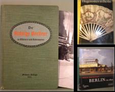 Berlin-Brandenburg Sammlung erstellt von Fontane-Antiquariat Dr. H. Scheffers