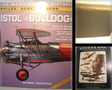 Aeronáutica Aviación de Librería Antonio Azorín