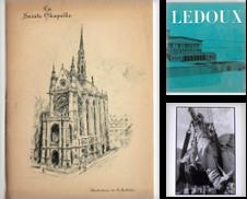 Architecture Proposé par Des livres autour (Julien Mannoni)