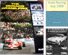 Automobiles Curated by Easton's Books, Inc.