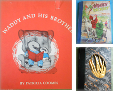 Extremely Rare Curated by Illustrated Bookshelf