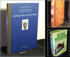 Architektur, Bauwesen Sammlung erstellt von Erlbachbuch Antiquariat
