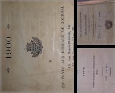 Almanach Du Loiret Sammlung erstellt von MBLIVRES