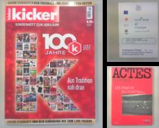 Allgemein Sammlung erstellt von Antiquariat Matthias Drummer