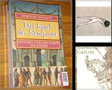 Autoren aus verschiedenen Ländern Sammlung erstellt von Antiquariat KAMAS