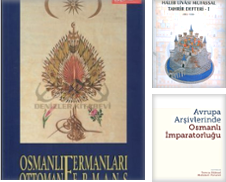 Archival Documents Curated by Istanbul Books