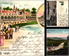 Ansichtskarten Sammlung erstellt von Antiquariat Kastanienhof