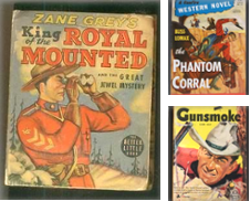 American West Curated by Comic World