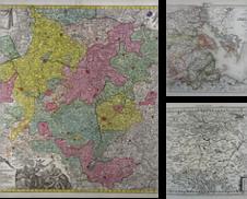 Landkarten Deutschland erstellt von Antiquariat Müller