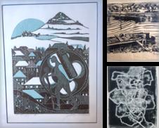 artist prints 20th century & contemp Sammlung erstellt von Antiquariat  J.J. Heckenhauer e.K., ILAB