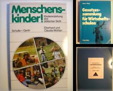 Erziehung und Bildung erstellt von Versandantiquariat  Wenzel
