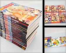 Comics Sammlung erstellt von SIGA eG