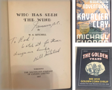 Autographed Curated by The Poet's Pulpit (IOBA Member)
