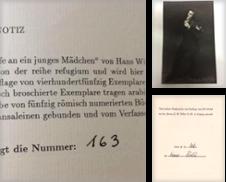 Bibliophilie Sammlung erstellt von Bührnheims Literatursalon GmbH