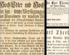 Bayern Sammlung erstellt von Antiquariat Dietrich Schneider-Henn