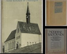 Architektur Sammlung erstellt von Antiquariat Reinsch