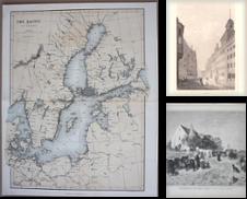 Baltikum GRAPHIK Sammlung erstellt von Carl Adler's Buch- und Graphikkabinett