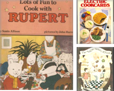 Children's Food And Cookery Curated by Janet Clarke Books ABA