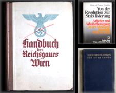 20. Jahrhundert Sammlung erstellt von Antiquariat und Verlag Nikolai Löwenkamp
