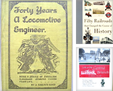 Railroads Curated by 20th Century Lost & Found