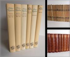 Collected Works Sammlung erstellt von Antiquariat Rolf Bulang