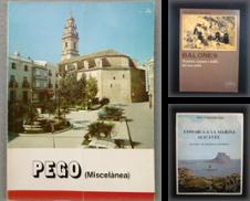 Alicante Local de Auca Llibres Antics / Robert Pérez