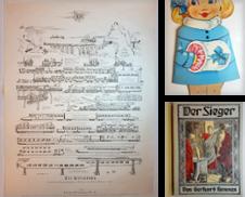Kinderbücher und Jugendbücher Proposé par ARNO ADLER - Buchhandlung u. Antiquariat