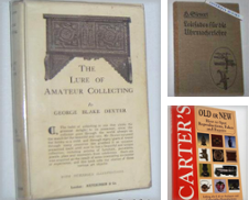 Antiques & Collectibles Curated by Diversity Books, IOBA