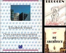 Architectuur Sammlung erstellt von Antiquariaat van Starkenburg