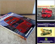 Buses Railways 74 Sammlung erstellt von NIGEL BIRD BOOKS