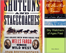 American West Curated by The Aviator's Bookshelf