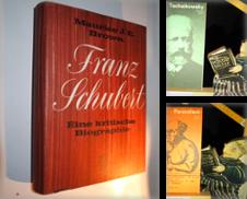 Biographien de Versandantiquariat Ingo Lutter
