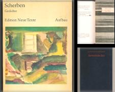 2 Deutsche Lit (Erstlingswerke, Frühwerke) Sammlung erstellt von Antiquariat Ballon + Wurm