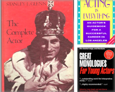 Acting Curated by Ginny6 Books